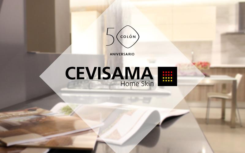 Saneamientos Colón asistirá a la feria CEVISAMA 2017