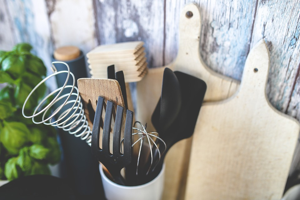 Consejos para cuidar tus utensilios de cocina