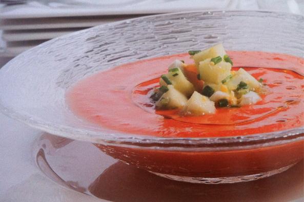 gazpacho sandia