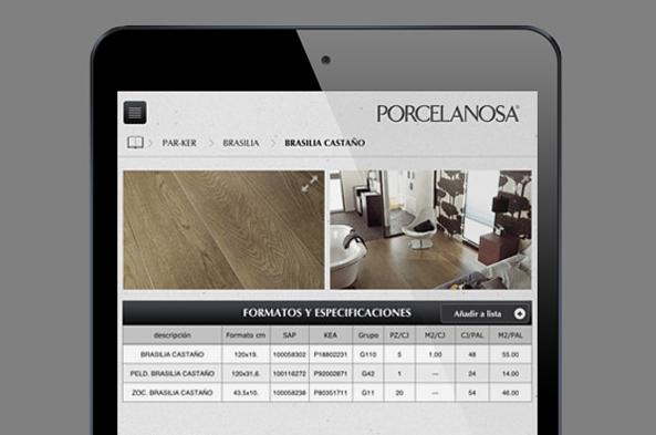 porcelanosa app
